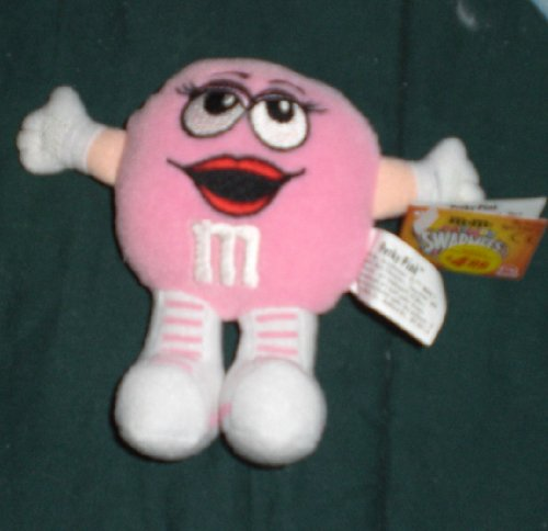M&m 'S Mini Swarmees - Perky Pink by CAP Candy - 1