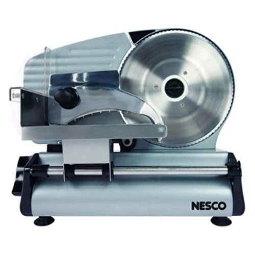 Nesco Everyday Food Slicer with 8.7-inch Serrated Blade (Nesco Fs250 compare prices)