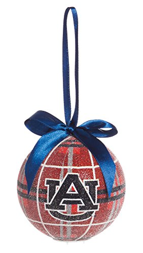 100Mm Led Ball Ornament, Auburn University