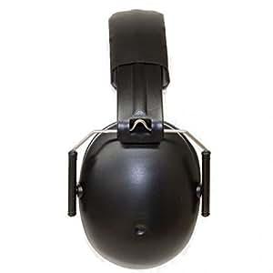 Casque Anti-Bruit noir Banz