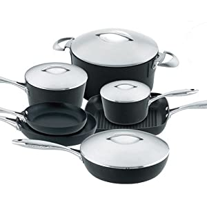 Scanpan Professional 11 Piece Deluxe Gift Set