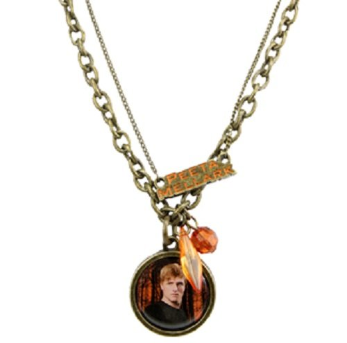 Neca - The Hunger Games Necklace Double Chain Peeta Mellark