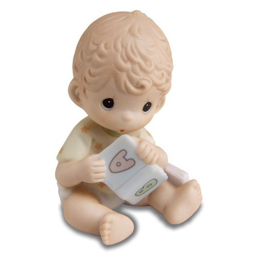 Precious Moments Easy As Abc Figurine By Precious Moments front-967116
