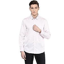 RICHLOOK Casual Pink Shirt