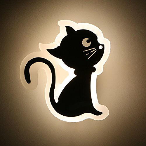accmart-led-wall-sconce-night-light-cat-shape-install-anywhere-warm-white-for-hallway-staircase-gard