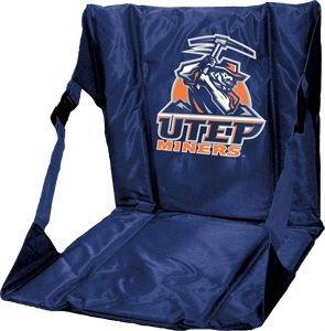 Texas El Paso Miners Utep Stadium Seat - Nylon - Ncaa College Athletics by Logo Chairs