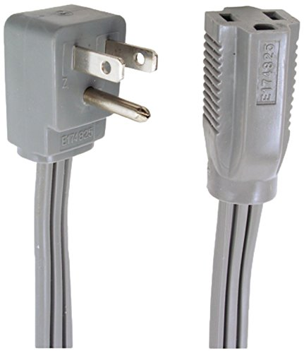 Petra 15-0303 Appliance Extension Cord, 3-Foot