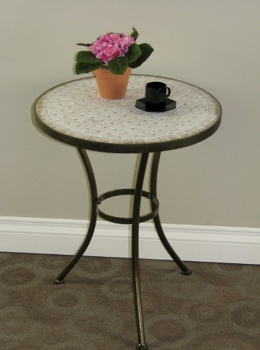 Buy Low Price 4d Concepts Slate Round Coffee Table B004xsf36g Coffee Table Bargain
