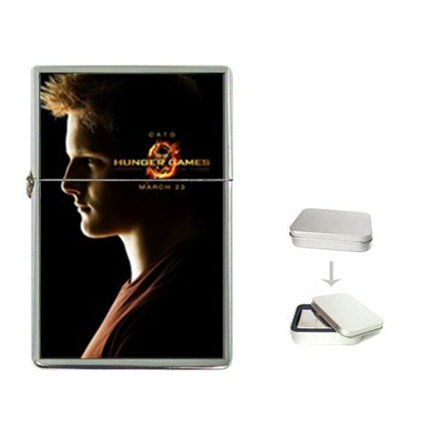 HAYMITCH The Hunger Games Collection Flip Top Lighter Movie High Quality Great Gift for Dad Mom Man Woman