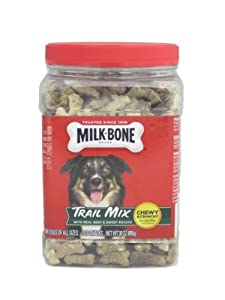 Milk-Bone Trail Mix with Real Beef and Sweet Potato 30oz