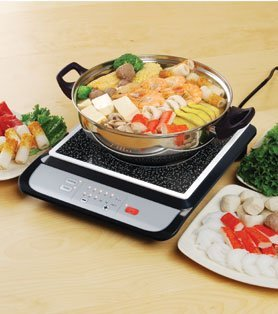 Tatung TICT-1500TW 1500 Watts Induction Cooker