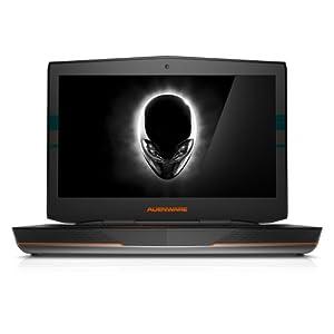 Alienware ALW18-4000sLV 18.4-Inch Laptop (2.4 GHz Intel Core i7-4700MQ Processor, 16GB DDR3L, 1TB HDD, 80GB SSD, Dual NVIDIA GeForce GTX 765M 2GB GDDR5, Windows 7 Home Premium)
