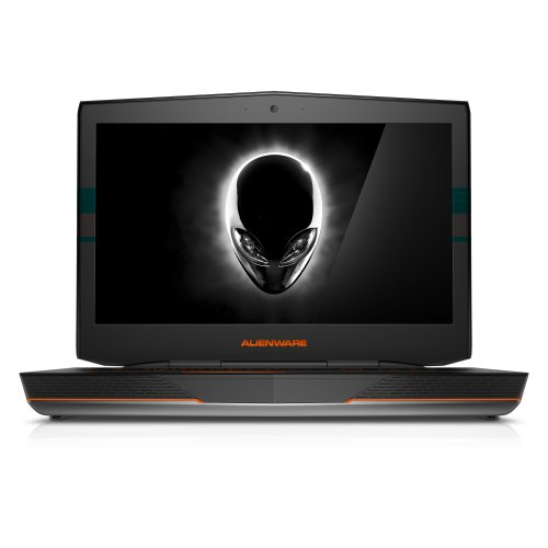 Alienware ALW18-2001sLV 18-Inch Laptop (3.4 GHz Intel Core i7-4700MQ Processor, 8GB DDR3L, 750GB HDD, Dual NVIDIA GeForce GTX 765M 2GB GDDR5, Windows 7 Home Premium) Silver-Anodized Aluminum