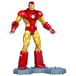 Marvel Universe Iron Man Figure 6 Inches