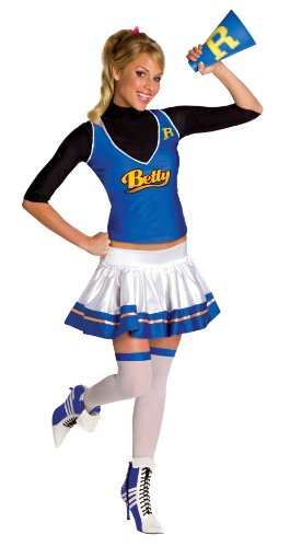 Archie Comics Secret Wishes Adult Betty Costume