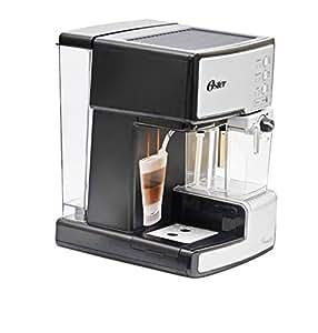 Oster BVSTEM6601S-049 1050-Watt Prima Expresso and Latte Maker (Silver)
