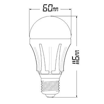 12 E27 Equivalence Flux Led Ampoule Watt Incandescence 90 UMqSVpzG