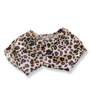 "Leopard Boxers Fit Most 8""-10"" Webkinz, Shining Star and 8""-10"" Make Your Own Stuffed Animals and Build-a-bear"