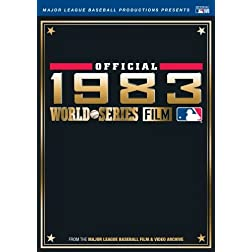 Official 1983 World Series Film