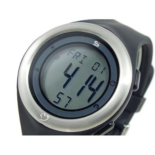 ソーラス SOLUS 心拍計測機能付き デジタル 腕時計 01-910-001