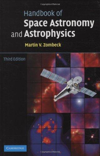 Handbook Of Space Astronomy & Astrophysics