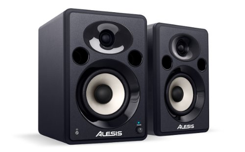 Alesis Elevate 5 Active Studio Monitor Speakers With Elliptical Waveguide (Pair)