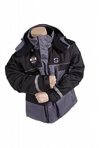 Striker Ice HardWater Jacket (Black, Small)