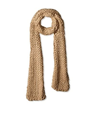 Cole Haan Women's Chunky Scarf, Camel