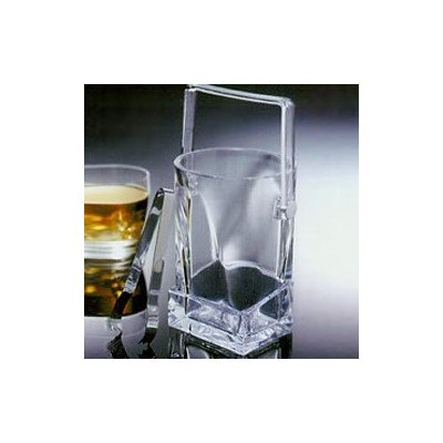 Grainware Party Block Ice Bucket (Ice Block Tongs compare prices)