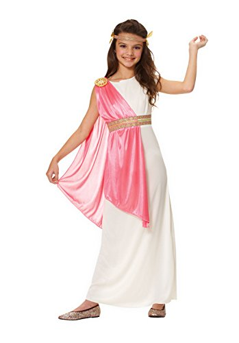 Costume Culture Girl's Roman Empress Costume