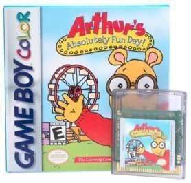 Arthur's Absolutely Fun Day