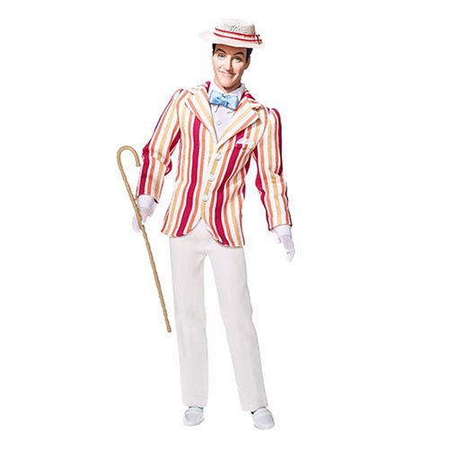 Buy Low Price Mattel Mary Poppins Bert Doll Figure (B000W9RXIQ)