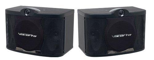 Vocopro Sv408 8-Inch 3-Way Vocal Speakers