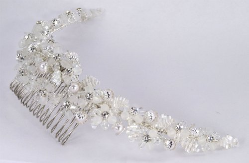 charming-hand-wired-bridal-comb-of-pearls-in-silver-clam-shells-leaves-of-bugle-beads-and-flowers-of