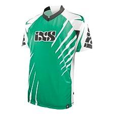 iXS Shatter Downhill Jersey shortsleeve green (Size: XL)