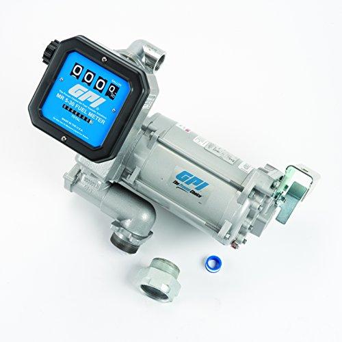 Gpi 133601 59 m 3130 po mr530 g8n pre assembled high flow for Gpi fuel pump motor