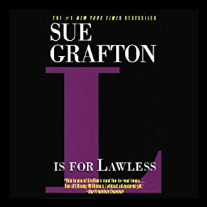 L Is for Lawless: A Kinsey Millhone Mystery | [Sue Grafton]