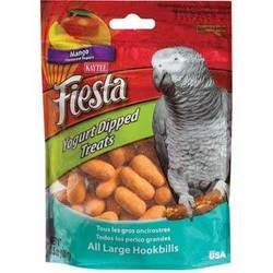 Cheap Kaytee Fiesta Yogurt Dipped Bird Treats Mango — 3.5 oz (KT99849)