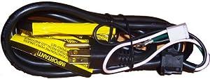 Genie Garage Door Opener 37099b Power Cord Assembly 68