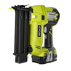 Factory-Reconditioned Ryobi ZRP854 ONE Plus 18V Cordless Lithium-Ion 2-in Brad Nailer by Ryobi