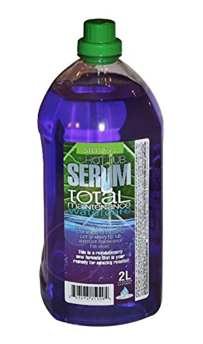 Hot Tub Serum Total Weekly Maintenance For Hot Tubs and Spas (Simple Blue Hot Tub Chemicals compare prices)