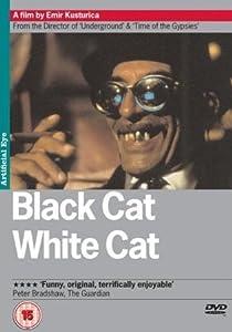 Black Cat White Cat [Region 2 Import, English Subtitles]