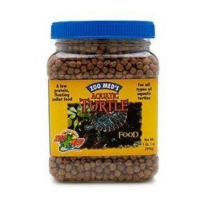 ... .com : Zoo Med Aquatic Turtle Food 17.5oz : Pet Food : Pet Supplies