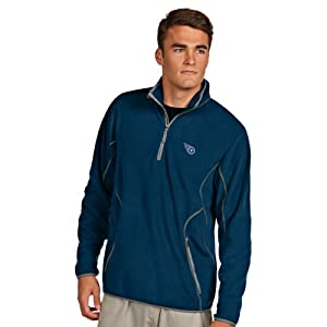 NFL Tennessee Titans Mens Ice Pullover by Antigua