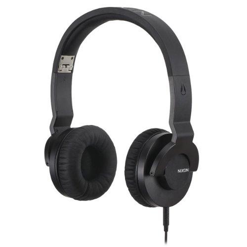 Nixon Stylus Headphones All Black