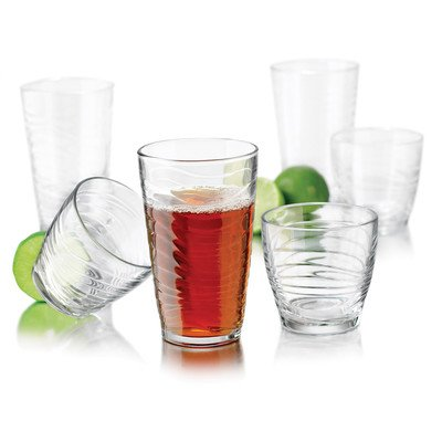 Orbita 16 Piece Drinkware Set