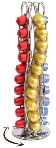 Coffee Shop - Isis CH0016 - Nespresso Capsule Stand Holder for 40 Capsules