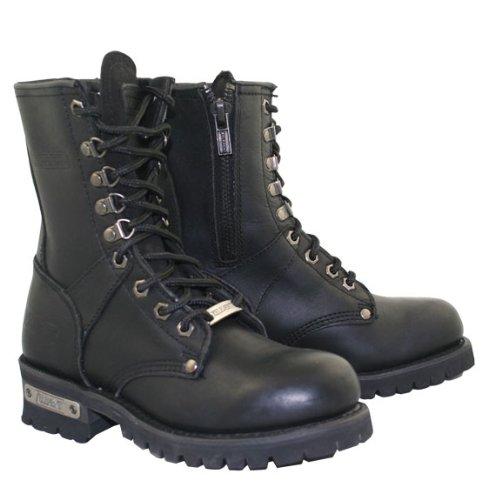 Xelement Womens Vigilant Classic Logger Inside Zipper Boot – 9 image