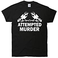Two Crows Attempted Murder T-Shirt