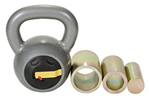 Rocketlok 24-36 Adjustable Kettlebell